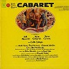 Original Broadway Cast - Cabaret/mono/m - -  Preowned Vinyl Record