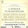 Dame Edith Evans, Sir John Gielgud, Margaret Leighton - A Homage To Shakespeare/m - -  Preowned Vinyl Record