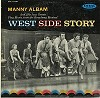 Manny Albam - West Side Story -  Preowned Vinyl Record