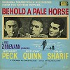 Original Soundtrack - Behold A Pale Horse -  Preowned Vinyl Record