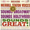 Merrill Staton Voices - Sounds Broadway Sounds Hollywood Sounds Great -  Preowned Vinyl Record