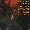 Terry Gibbs and Buddy DeFranco - Chicago Fire -  Sealed Out-of-Print Vinyl Record