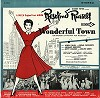 Original Cast Recording - Wonderful Town -  Sealed Out-of-Print Vinyl Record