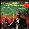 Leroy Anderson - Conducts Leroy Anderson/m - -  Preowned Vinyl Record