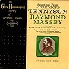 Raymond Massey - Selections From Alfred, Lord Tennyson -  Preowned Vinyl Record