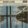 Maazel, VPO - Sibelius: Symphonies 5 & 7 -  Preowned Vinyl Record