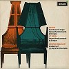 Malcolm, Munchinger, SCO - Haydn & Bach: Harpsichord Concertos, Overture in D -  Preowned Vinyl Record