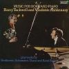 Tuckwell, Ashkenazy - Danzi, Beethoven, Saint-Saens: Music for Horn & Piano -  Preowned Vinyl Record