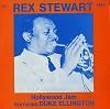 Rex Stewart - Hollywood Jam featuring Duke Ellington -  Preowned Vinyl Record