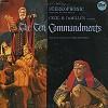 Original Soundtrack - The Ten Commandments/2 LPs/m - -  Preowned Vinyl Record