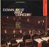 Various Artists - Down Beat Jazz Concert -  Preowned Vinyl Record
