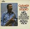 Carmen Leggio - Aerial View -  Preowned Vinyl Record