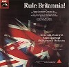 Groves, Royal Liverpool Philharmonic Orchestra - Rule Britannia! -  Preowned Vinyl Record