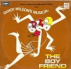 Original Cast Recording - The Boy Friend -  Sealed Out-of-Print Vinyl Record