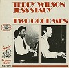 Teddy Wilson and Jess Stacy - Two Good Men -  Preowned Vinyl Record