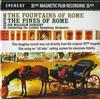 Sir Malcolm Sargent - Respighi; The Fountains Of Rome--The Pines Of Rome -  Preowned Vinyl Record