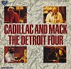 The Detroit Four - Cadillac and Mack -  Preowned Vinyl Record