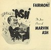 Marvin Ash - The Jazz Piano Of Marvin Ash -  Preowned Vinyl Record