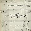 Wild Bill Davison with Fat Cat McRee's Manassas All Stars - I'll Be A Friend With Pleasure -  Preowned Vinyl Record