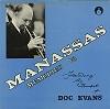 Doc Evans - Manassas Memories 1973 -  Preowned Vinyl Record