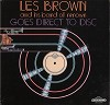 Les Brown and His Band of Renown - Goes Direct To Disc -  Preowned Vinyl Record