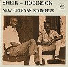 Kid Sheik and Jim Robinson - New Orleans Stompers -  Preowned Vinyl Record