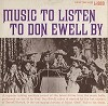 Don Ewell - Music To Listen To Don Ewell By -  Preowned Vinyl Record