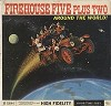 Firehouse Five Plus Two - Around The World -  Preowned Vinyl Record