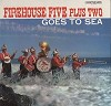 Firehouse Five Plus Two - Goes To Sea -  Preowned Vinyl Record