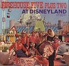 Firehouse Five Plus Two - At Disneyland -  Preowned Vinyl Record