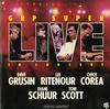 Dave Grusin & The GRP All-Stars - GRP Super LIVE in Concert -  Preowned Vinyl Record