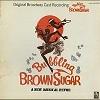 Original Broadway Cast - Bubbling Brown Sugar/m - - -  Preowned Vinyl Record
