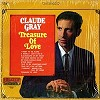 Claude Gray - Treasure Of Love/m - -  Preowned Vinyl Record