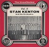 Stan Kenton - The Uncollected - 1941 Vol. 2 -  Preowned Vinyl Record