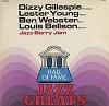 Various Artists - Jazz Berry Jam -  Preowned Vinyl Record