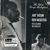 Art Tatum/ Ben Webster/ Red Callendur/ Bill Douglass  - The Tatum Group Masterpieces -  Sealed Out-of-Print Vinyl Record