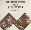 Stan Kenton - One Night Stand -Atlantic City 1951 -  Preowned Vinyl Record