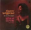 Nancy Wilson - Like In Love -  Preowned Vinyl Record