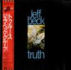 Jeff Beck - truth -  Preowned Vinyl Record