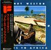 Randy Weston - Blues To Africa -  Preowned Vinyl Record