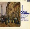 The Swingle Singers Perform With The Modern Jazz Quartet - Place Vendome -  Preowned Vinyl Record
