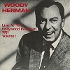 Woody Herman - Live At The Hollywood Palladium 1951 Vol.1 -  Preowned Vinyl Record