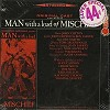 Original Cast Recording - Man With A Load Of Mischief -  Sealed Out-of-Print Vinyl Record