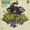 Original TV Soundtrack - Tarzan/m - -  Preowned Vinyl Record