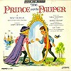 Original Cast Recording - The Prince and The Pauper -  Preowned Vinyl Record