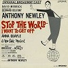 Original Cast - Stop The World I Want To Get Off/m - - -  Preowned Vinyl Record