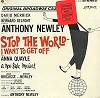 Original Broadway Cast Recording - Stop The World-I Want To Get Off -  Sealed Out-of-Print Vinyl Record