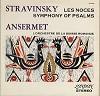 Ansermet, L'orch. De la Suisse Romande - Stravinsky: Les Noces etc. -  Preowned Vinyl Record
