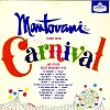 Mantovani and His Orchestra - Theme From Carnival/m - -  Preowned Vinyl Record