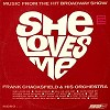 Frank Chacksfield & His Orchestra - She Loves Me/m - -  Preowned Vinyl Record